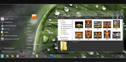 Descargar tema windows 7