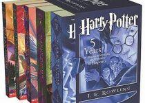 Harry Potter libros - colección completa