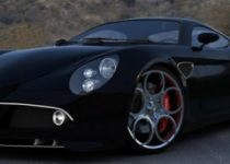 Alfa romeo competizione C8