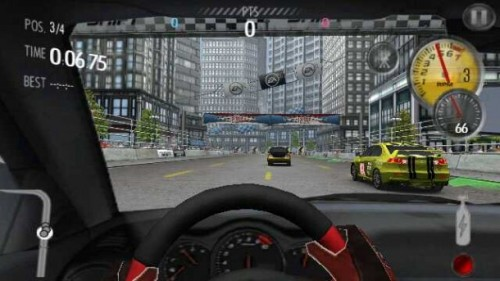 Need for speed Nokia N8