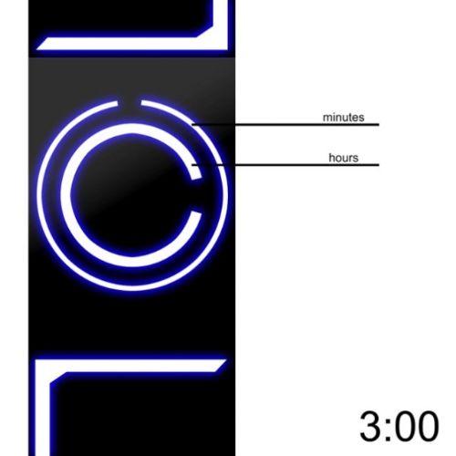 reloj-tron