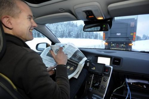 sartre vehiculos autonomos