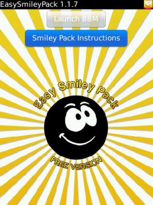 easy-smiley-pack