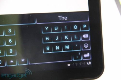 tablet-android-escribir