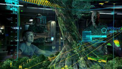 Nuevas pantallas holográficas en 3D