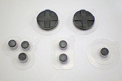 Nuevos gamepads stickers para iPhone