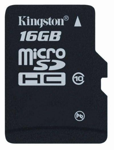 Nuevas tarjetas microSDHC de 16 GB