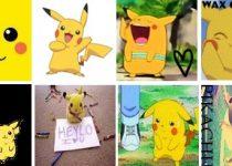 avatares pikachu