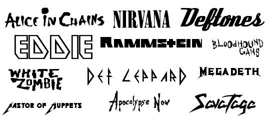 tipografías