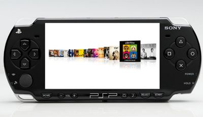 El Sony's Music Unlimited sera lanzado en PSP