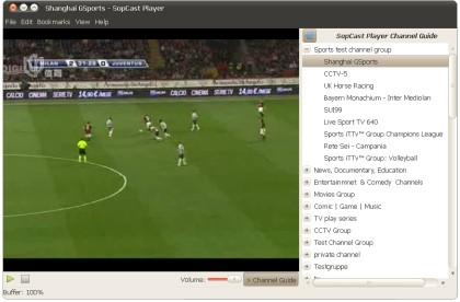 sopcast tv online