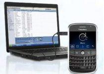 blackberry musica