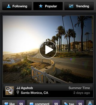 viddy app iphone ipad