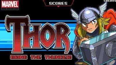Divertido juego de Thor online