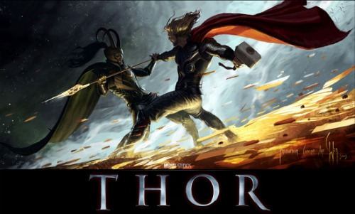 thor movie theme