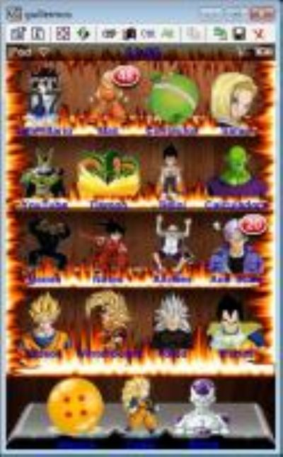Descargar tema de Dragon Ball Z para iPhone y iPod Touch