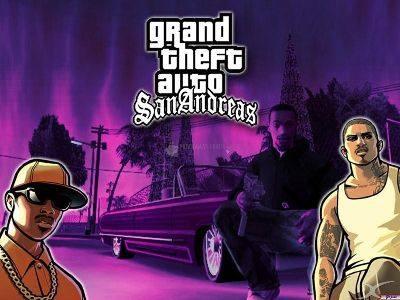 Descargar protector de pantalla de GTA: San Andreas gratis
