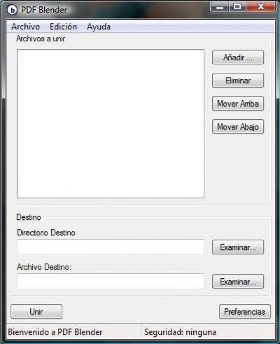 Convierte toda la información que necesites de varios PDF en uno