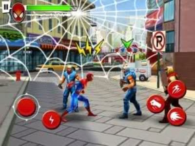 Descargar Spiderman para iPad