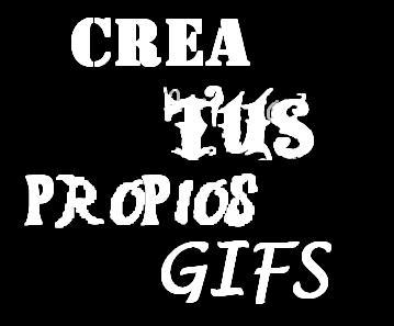 Crear tus propios archivos GIF gratis