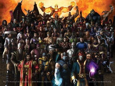 Descargar Mortal Kombat para tu celular gratis