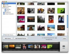 snapshoter captura pantalla