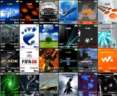 Descargar pack de temas para Nokia gratis