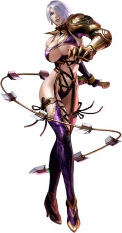 9 - Ivy (Soul Calibur)