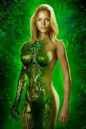 top ten chicas lindas ciencia ficción