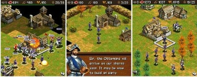 age of empire 3 java