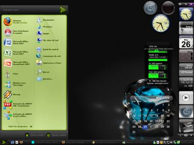 temas windows xp