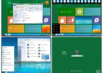 convertir windows 8