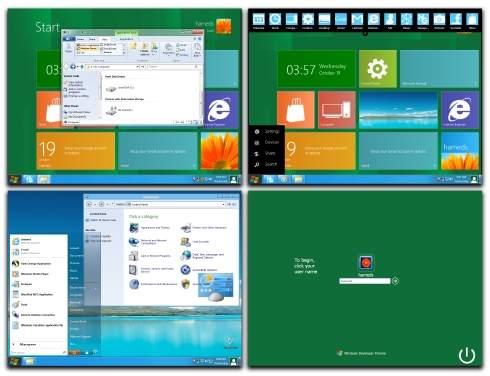 convertir windows 8