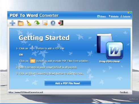 pdf converter doc