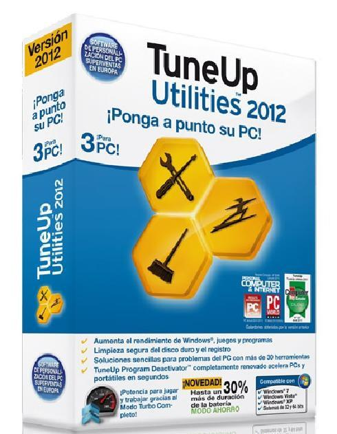 Tuneup 2012 Español + licencia