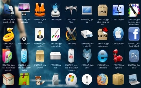 iconos gratis para windows
