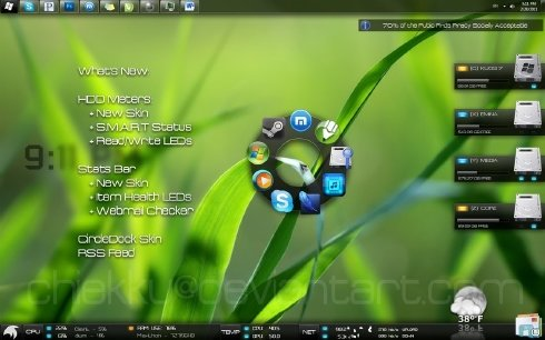 descargar temas windows 7