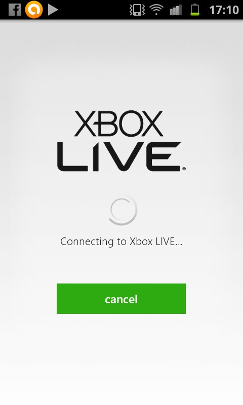 Xbox Live Android Oficial