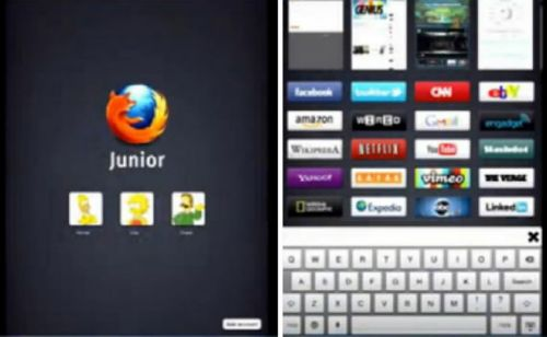 junior mozilla ipad