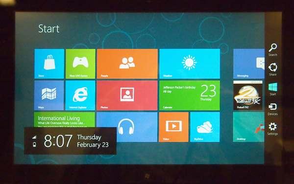 Nueva tablet Microsoft