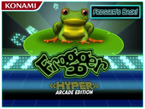 Frogger juego