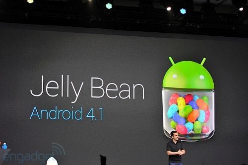Android 4.1 Jelly
