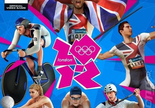 Olympic games videogame