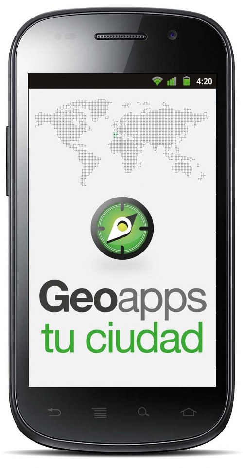 Geoapps smartphone