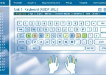 1A touch type
