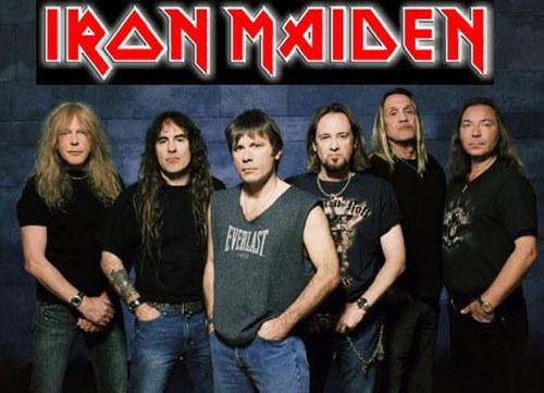 Iron maiden tema