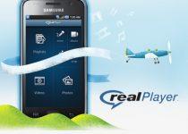 Real Player para Android