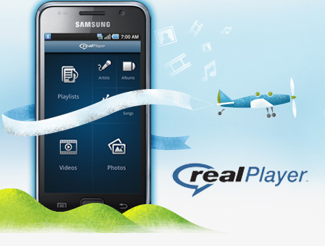 Real Player para Android
