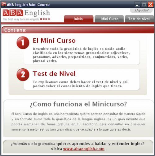 aba english minicourse