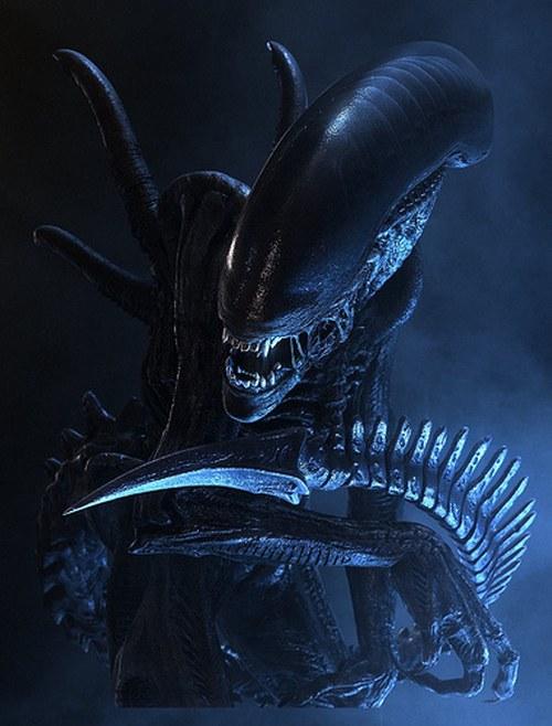 Alien tema